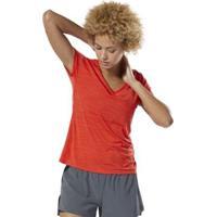 Camiseta Reebok F Os Ac Masculina - Masculino-Vermelho