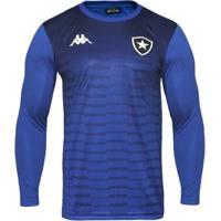 Camisa Goleiro Kappa Botafogo Treino 2019/20 Masculina - Masculino
