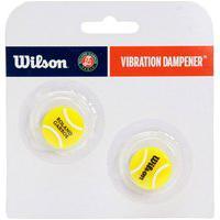 Antivibrador Wilson Rg Tennis Ball Dampener Verde/Neon