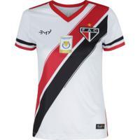 Camisa Do Ferroviário I 2019 Nº 10 Bm9 - Feminina - Branco