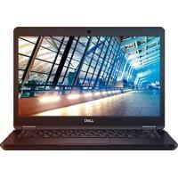 "Notebook Dell 5490 - Intel Core I5-8250U - Ram 8Gb - Hd 500Gb - Tela 14"" - Windows 10 Pro"