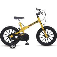 Bicicleta Colli Bikes Infantil Aro 16 Hot Colli Amarelo/Preto