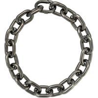 Jack Vartanian Colar Chain G Prata Com Ródio Negro - Prateado