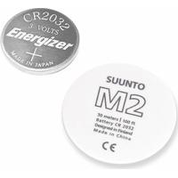 Kit De Bateria Suunto M2 White - Unissex