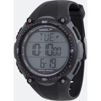 Relógio Masculino Speedo 80565G0Epnp2 Digital 5 Atm + Monitor Cardíaco