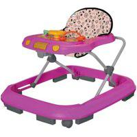 Andador Safari Rosa Tutti Baby 02003.30