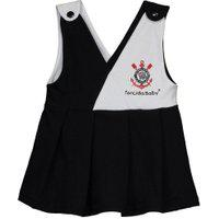 Vestido Bebê Corinthians