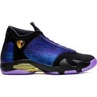 Jordan X Doernbecher Air Jordan 14 Sneakers - Preto