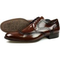 163dc2622 Sapato Oxford Marrom - MuccaShop
