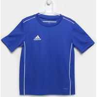 Camiseta Infantil Adidas Core 18 - Unissex