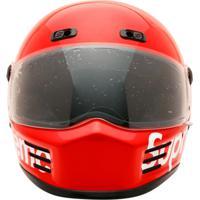 Stadium Goods Supreme Simpson Helmet - Vermelho