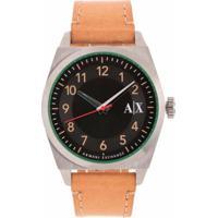 6d2131fb7f4 Netshoes  Relógio Armani Exchange Masculino Ax2304 0Pn - Masculino