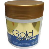 Máscara Pós Alisamento Gold Xpres Salvatore 500Ml