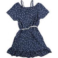 Vestido Infantil Duduka Menina