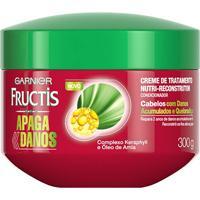 Creme De Tratamento Fructis Nutri-Reconstrutor Apaga Danos 300G