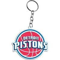 Chaveiro Exclusivo Nba Detroit Pistons - Unissex