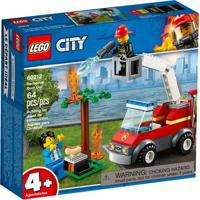 Lego City - Fogo No Churrasco - 60212