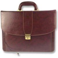 Maleta Executiva Em Courino Vintage Design Ex20006Lxv Luxcel