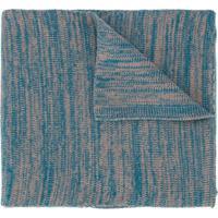 0711 Echarpe 'Meribel' - Azul