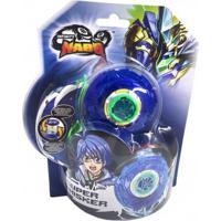Pião Infinity Nado - Plastic Series - Super Whisker Cartela Can3900