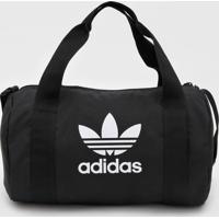 Bolsa Adidas Originals Bolsa Ac Shoulder Preta - Preto - Dafiti