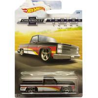 Carrinho Hot Wheels - Chevy Silverado 1983 - Mattel