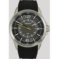 Relógio Analógico Orient Masculino - Mbsp1026 G2Px Prateado - Único