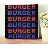 Quadro - Burger