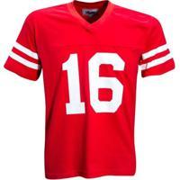 Camisa Liga Retrô San Francisco - Coleção Cidade Americanas - Masculino