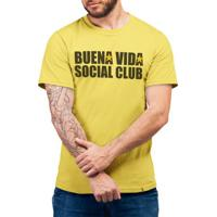 Buena Vida Social Club - Camiseta Basicona Unissex