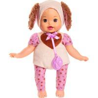 Boneca Little Mommy - Fantasias Fofinhas - Cachorrinha - Mattel - Feminino-Incolor