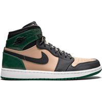 Jordan Tênis Wmns Air Jordan 1 Retro High Premium - Neutro