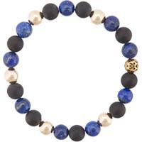 Nialaya Jewelry Pulseira Com Aplicações - Azul