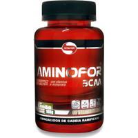 Aminofor 60 Tabletes - Vitafor - Tangerina - Unissex
