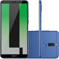 Smartphone Huawei Mate 10 Lite Rne-L23 64Gb Desbloqueado Azul