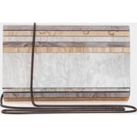 Bolsa Clutch Pequena Branco - Lez A Lez