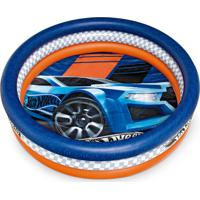 Piscina Hot Wheels 135 Litros Fun Divirta-Se