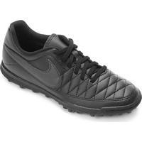 0ba4caed8b Chuteira Society Nike Majestry Tf - Unissex