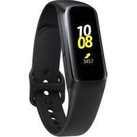 Smartband Samsung Galaxy Fit Preto Pulseira De Silicone E Monitor Cardíaco
