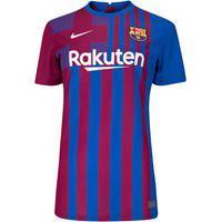 Camisa Barcelona I 21/22 Nike - Feminina