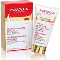 Máscara Rejuvenescedora Para Mãos Mavala Rejuvenating Mask For Hands 75Ml - Feminino-Incolor
