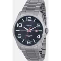 Kit Relógio Masculino Orient Mbss1289 P2Sx Analógico 5Atm + Canivete