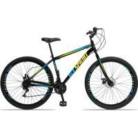 Bicicleta Aro 29 Gt Sprint Mx1 Aço 21 Marchas Freio A Disco - Unissex