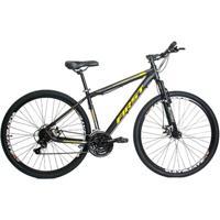 Bicicleta 29 First Smitt - Shimano Altus - Freio A Disco Hidraulico 24 Marchas - Unissex