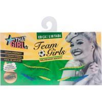 Delineador Adesivo That Girl - Team Girls Kit - Feminino-Incolor