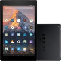 "Tablet Amazon 32Gb 10.1"" Fire Hd10 Preto"