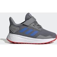 Tênis Adidas Bebê Duramo 9 - Unissex-Cinza