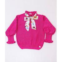 Blusa Mini Lady - Alice Menina - Pink
