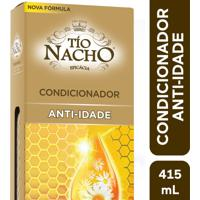 Condicionador Tio Nacho Anti-Idade 415Ml