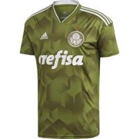 Netshoes  Camisa Palmeiras Iii 2018 S N° - Torcedor Adidas Masculina -  Masculino cb7497a5c37b4